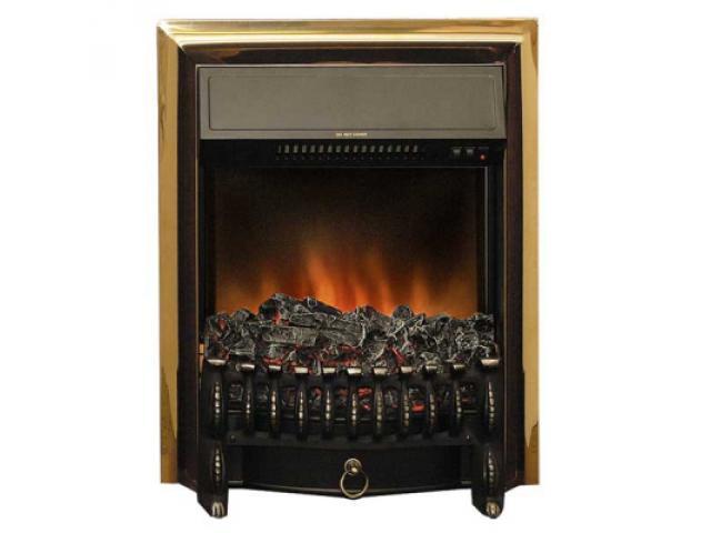 Очаг классический Royal Flame Fobos FX Brass Royal Flame