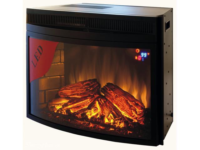 Очаг для электрокамина Inter Flame Panoramic 25 LED FX