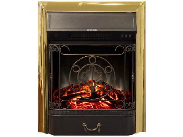 Электроочаг Real Flame Majestic Lux Brass