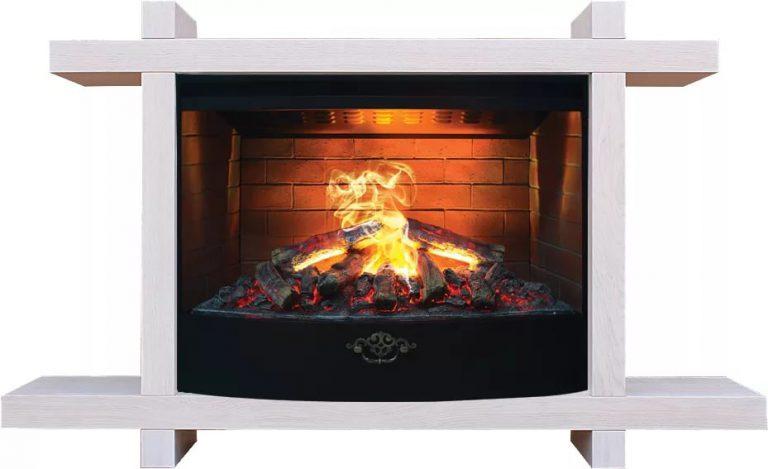 Каминокомплект Real Flame портал Tokio 33 WT с очагом 3D Firestar 33