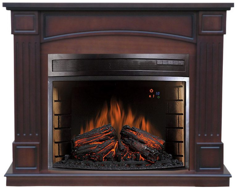 Портал Royal-Flame Boston под очаг Dioramic 28 LED FX